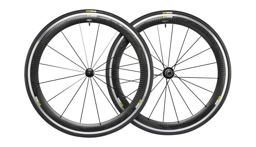 Mavic Cosmic Pro Carbon hjul 23 Shimano M10 svart